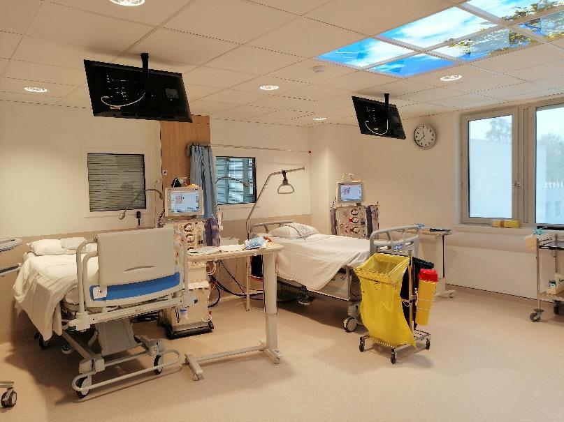 Service de Dialyse du CHANGE à Annecy (74)