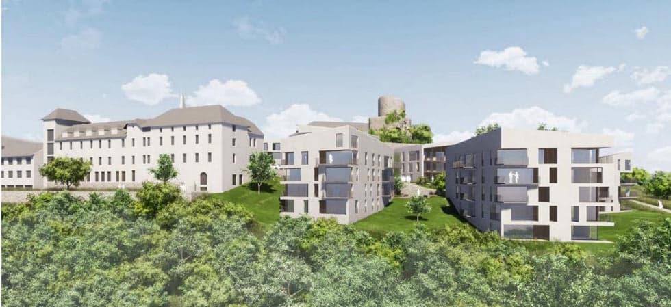 Hôpital Andrevetan à La Roche sur Foron (74)