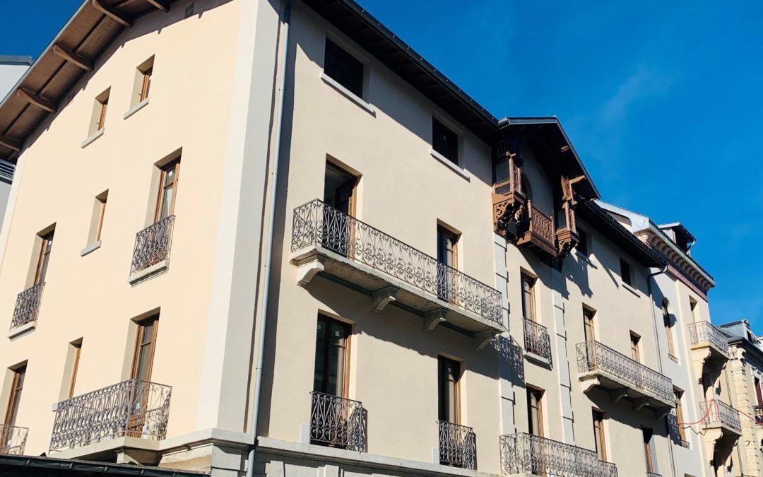 Hôtel Dauphinois à Aix Les Bains (73)
